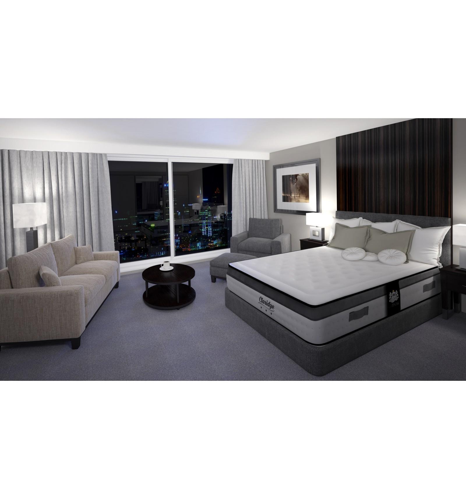literie boutique hotel latest nouveau sommier et matelas x sommier a latte x parfait literie. Black Bedroom Furniture Sets. Home Design Ideas